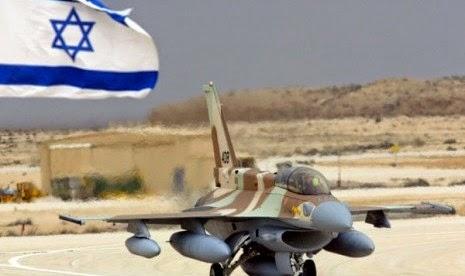 Roket Al Qassam Jatuhkan F-16 Israel