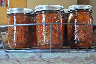 Wk. 3: Gardening/Canning