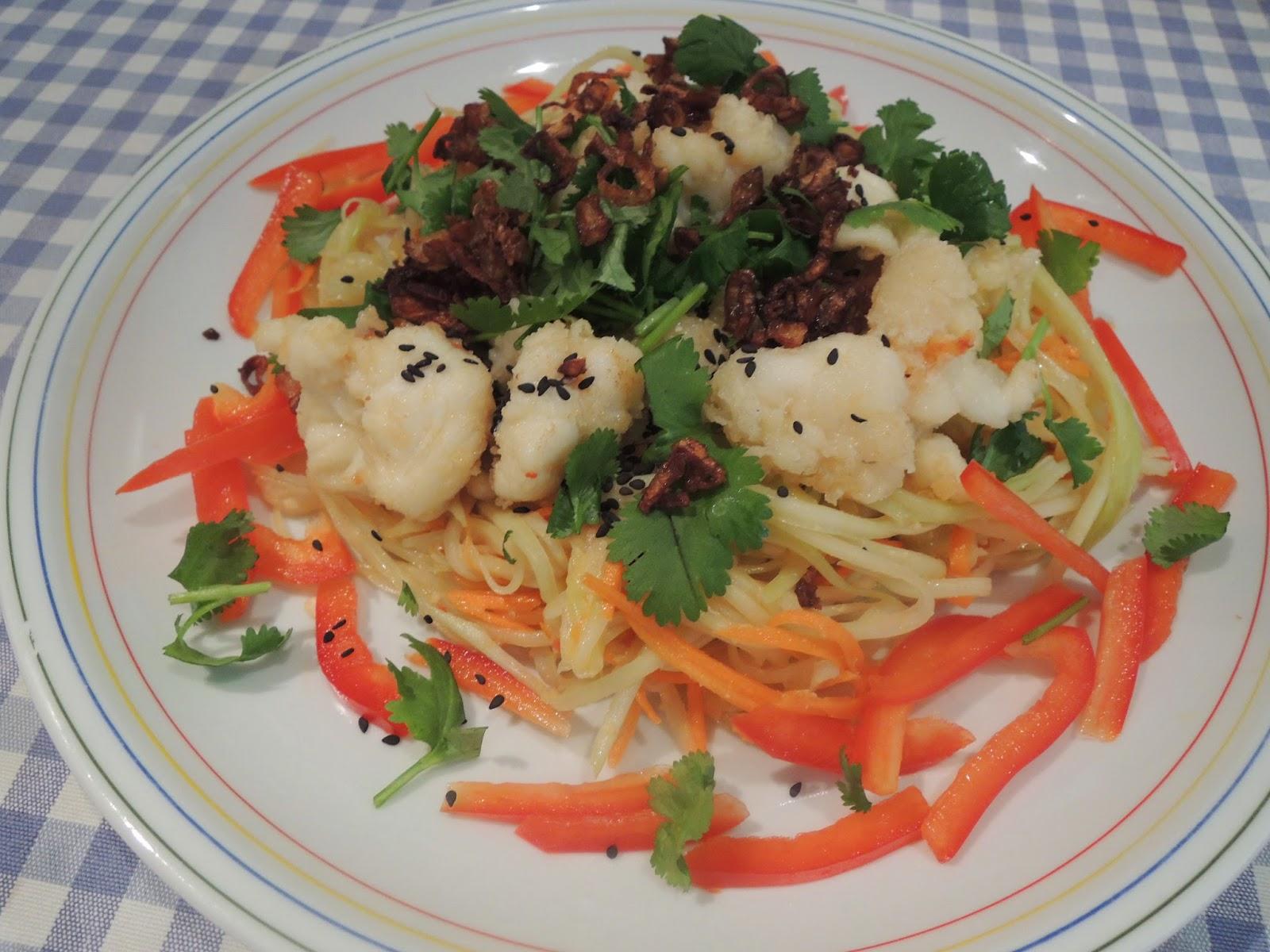 Le canard du m kong menu asiatique de f te les entr es for Entree repas de fete