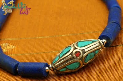 biżuteria męska etniczna