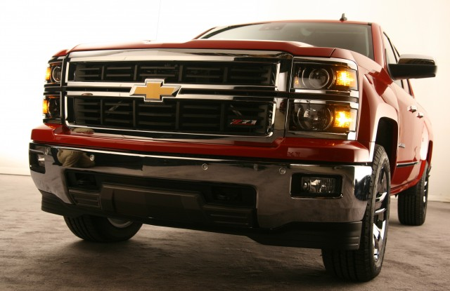 2014 Chevy Silverado Coming Soon
