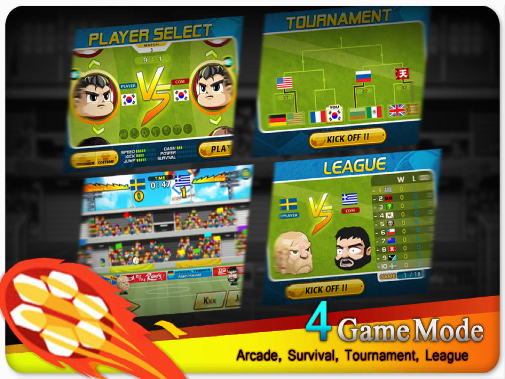Man of Soccer v1.0.12 Apk Mod for Android