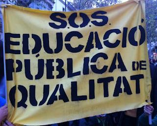 Pancartes grogues SOS
