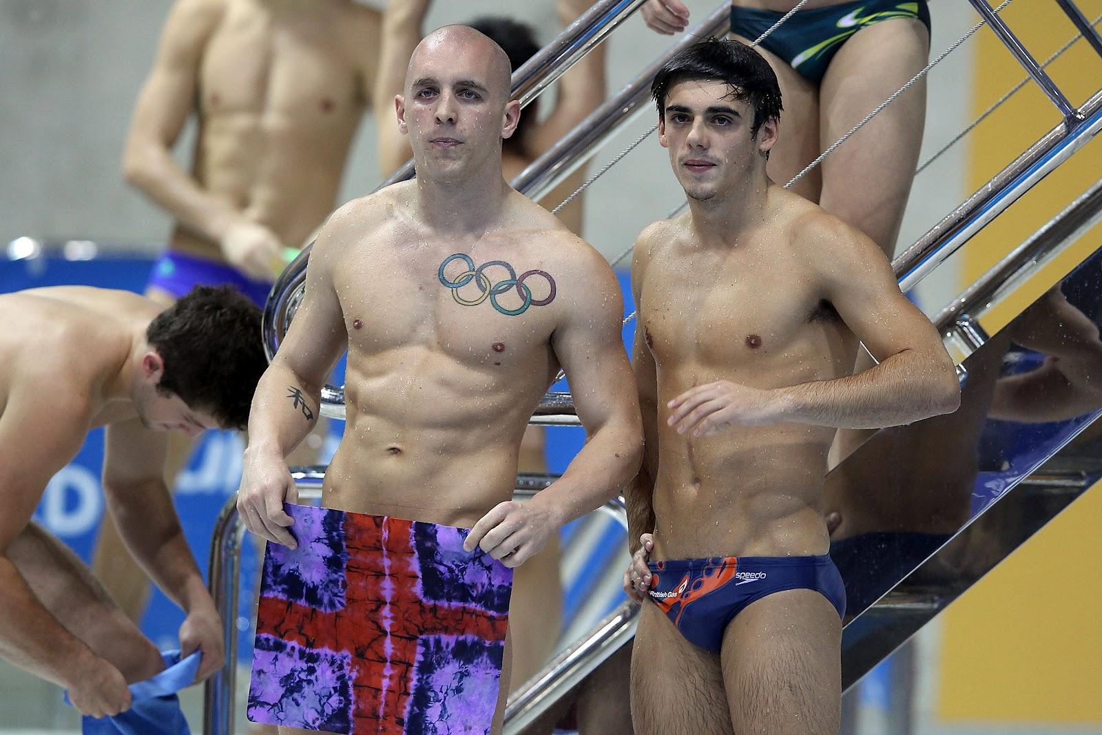 Atleti più belli delle olimpiadi 5 - speciale tattoo