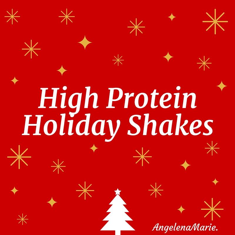 Protein Shaker Happy Way: Angelena Marie: Happy, Healthy & Balanced : High Protein