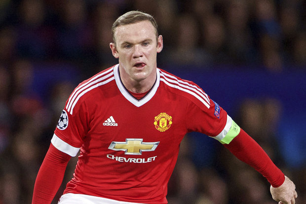 LEADING LIGHT: Manchester United captain Wayne Rooney