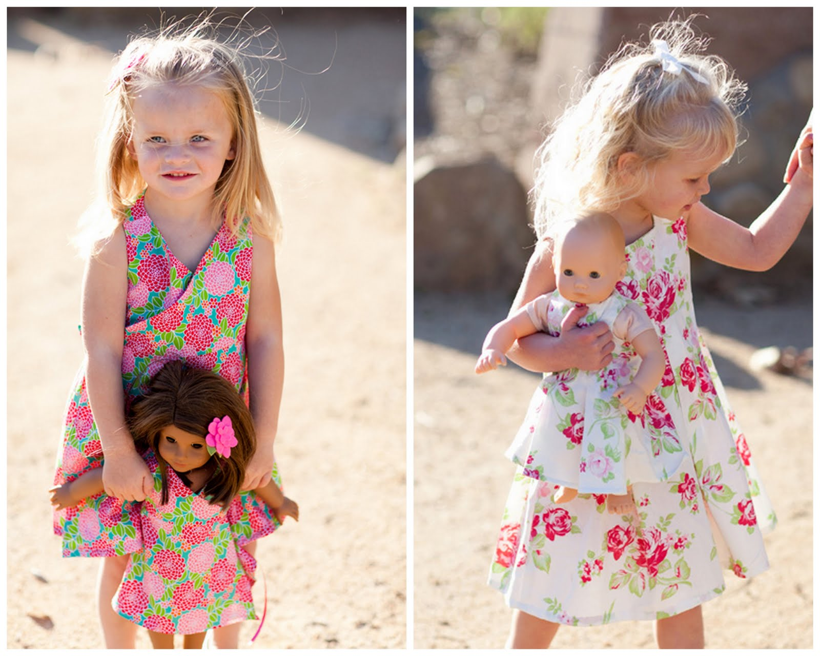 Gia Full House Outfits Born 2 impress bows review and giveaway