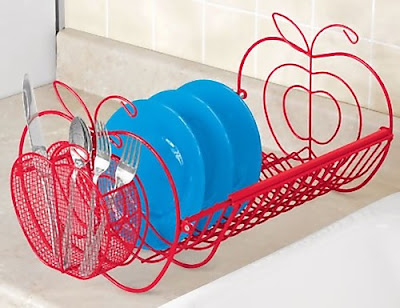 Creative Dish Drainers and Modern Dish Racks (15) 1