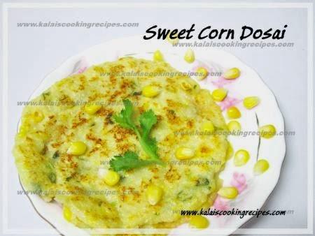 Corn Dosai