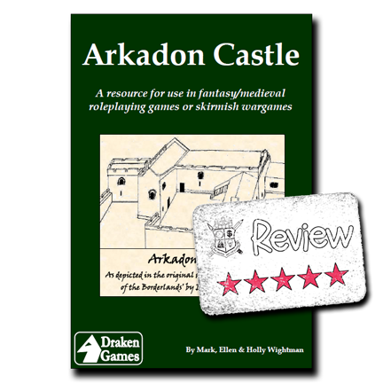 Frugal GM Review: Arkadon Castle