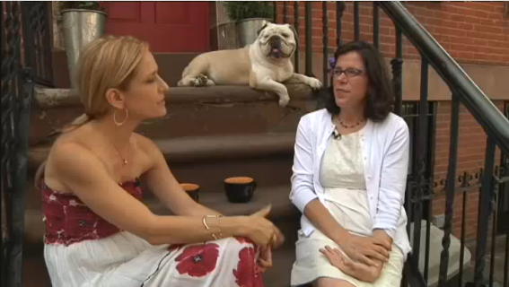 Talk Stoop, Cat Greenleaf interviews Alexandra Pelosi, Episode 28, Aug 20, 2011