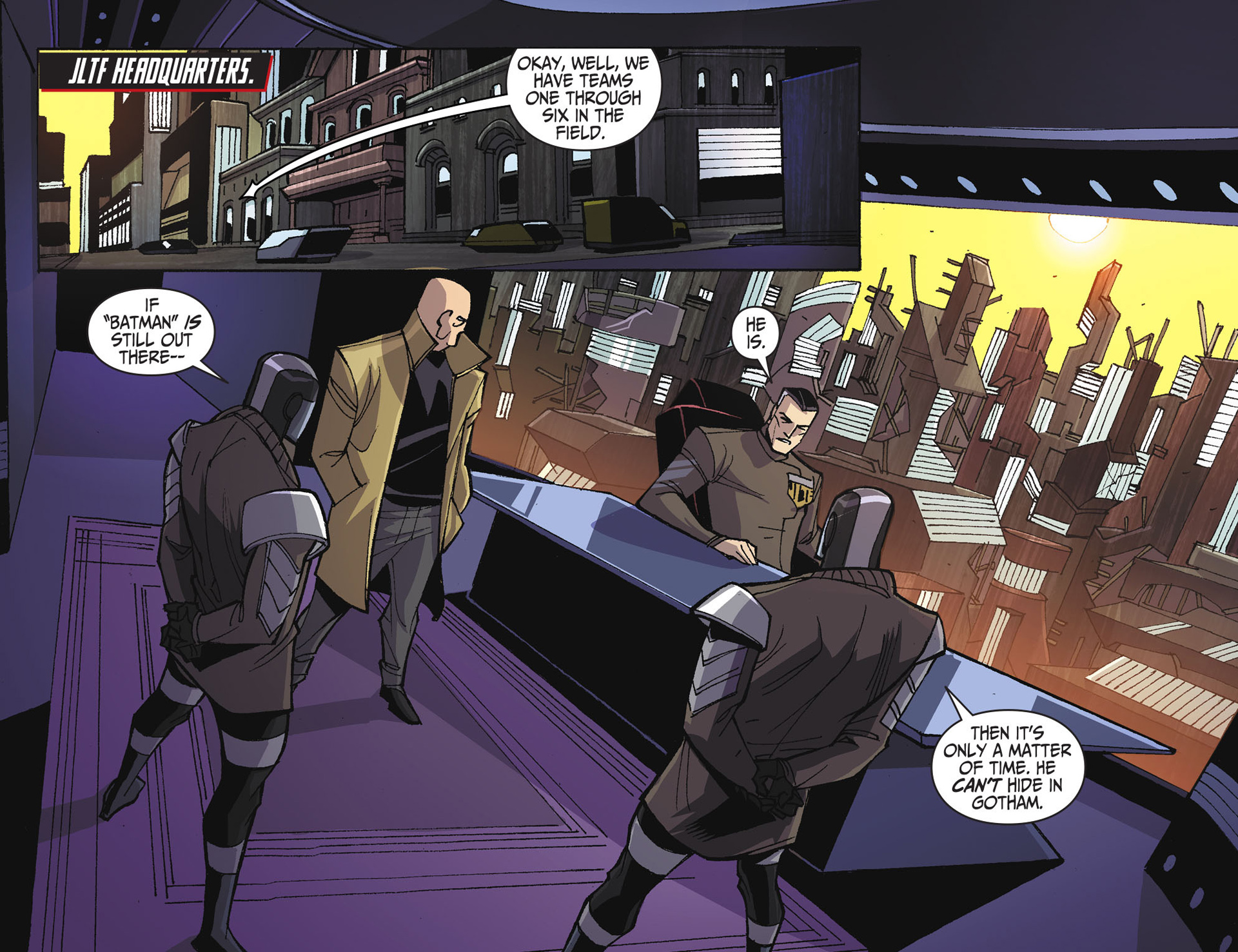 Batman Beyond 2.0 Issue #22 #22 - English 13
