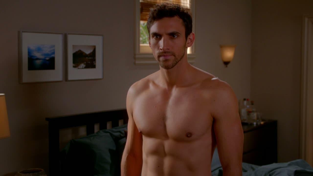 Shirtless Men On The Blog Dominic Adams Shirtless