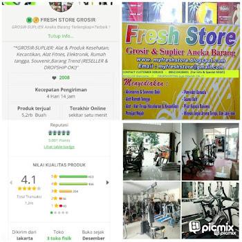 Belanja di Fresh Store Via TokoPedia klik Gambar Link berikut : www.tokopedia.com/myfreshstore