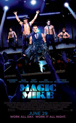 Magic Mike (2012) Español Latino DVDRip