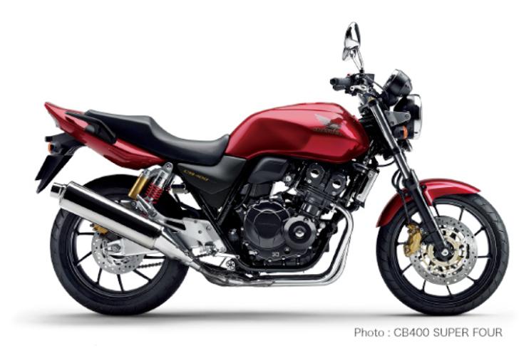 HONDA CB400 ABS 2015
