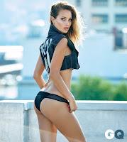 Hannah Davis - GQ Mexico September issue 2015