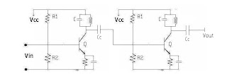 stagger tuned amplifier circuit