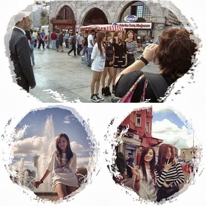İstanbul - Gyeongju Dünya Kültür Expo 2013- MISS A