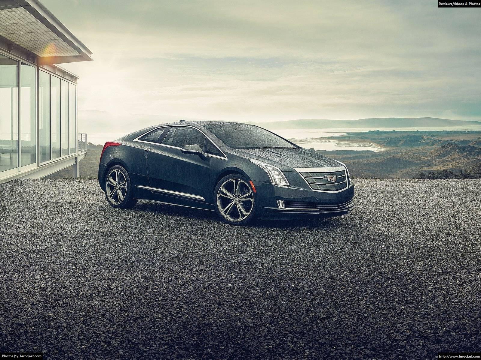 Hình ảnh xe ô tô Cadillac ELR 2016 & nội ngoại thất