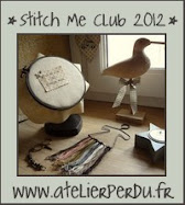 stitch me club 2012 comes back with a sampler