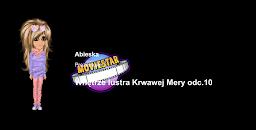 """""""Wnętrze lustra Krwawej Mery"""" odc.10 - najnowszy film Abieski! ZOBACZ KONIECZNIE!"""