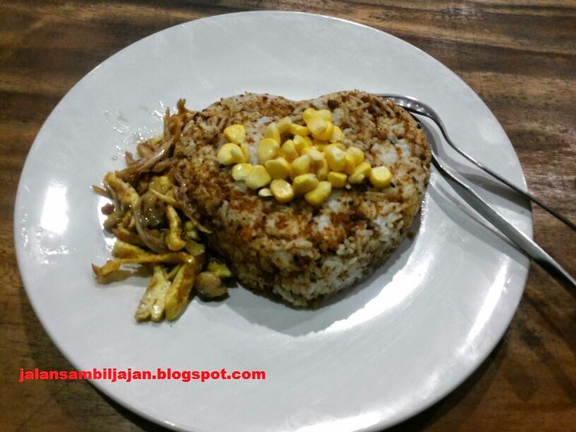 Polka Rice Janda