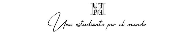Una estudiante por el mundo