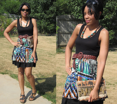 Tribal Prints African Style