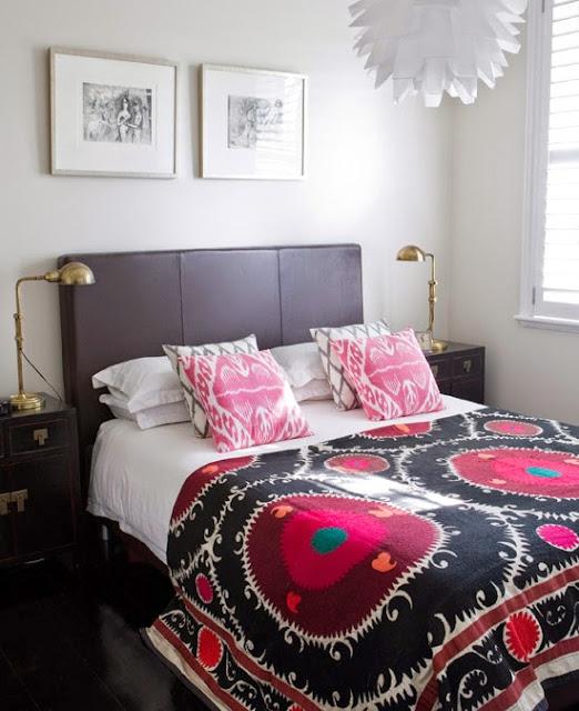 21 تصاميم والوان غرف نوم للعرسان
