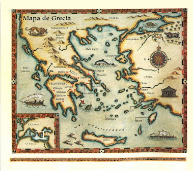 Grecia y Jonia
