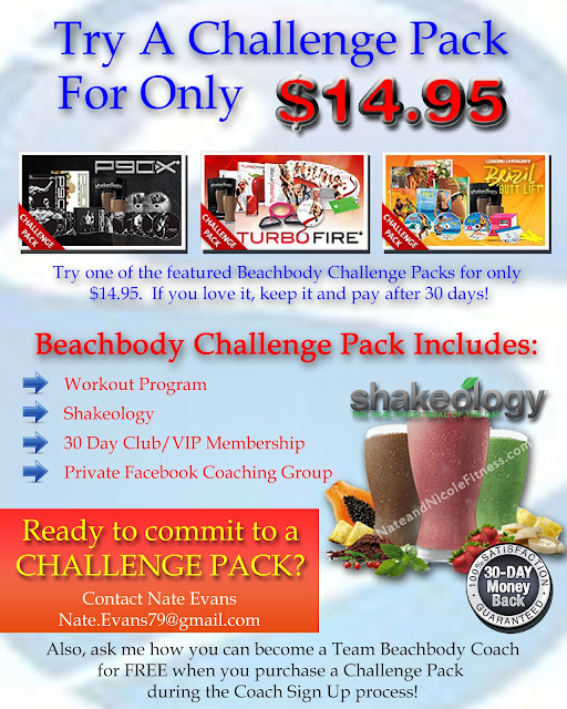 Free P90X TurboFire Brazil Butt Lift Shakeology Offer