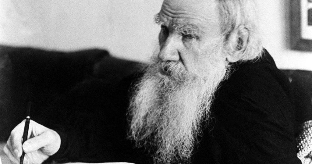 Os conselhos de Tolstói para uma vida equilibrada