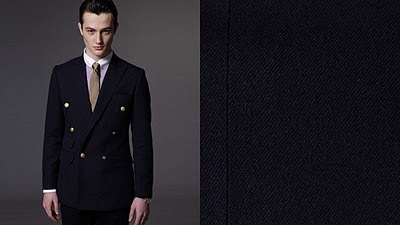 Indochino Admiral Navy Blazer