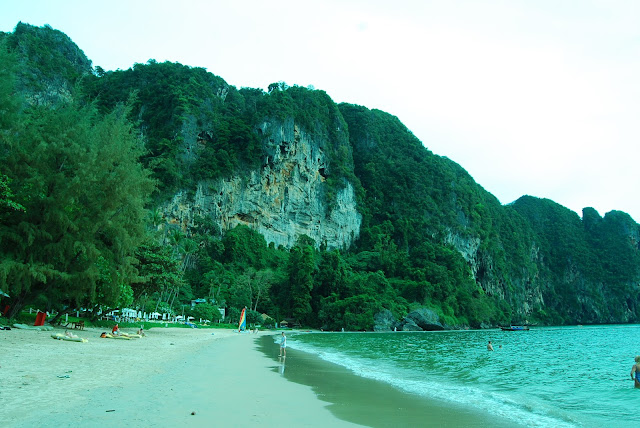 Beach of Centara grand beach resort and villas Krabi