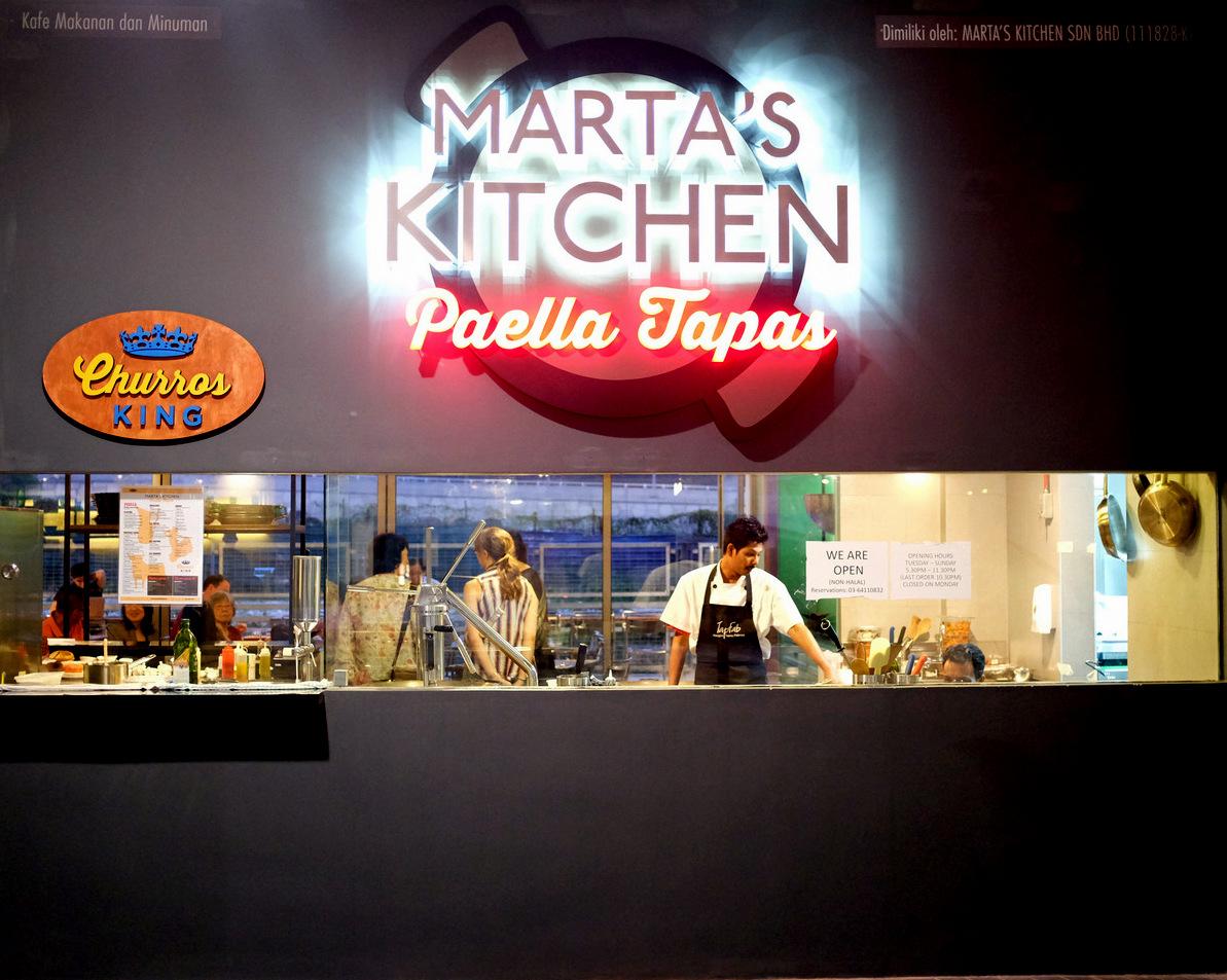 martas kitchen the signature desa sri hartamas - Marthas Kitchen