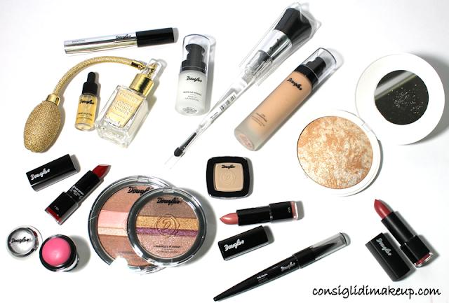 linea makeup douglas