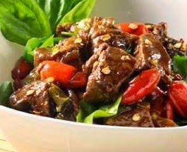 Resep Masakan Ati Ampela Bumbu Jahe