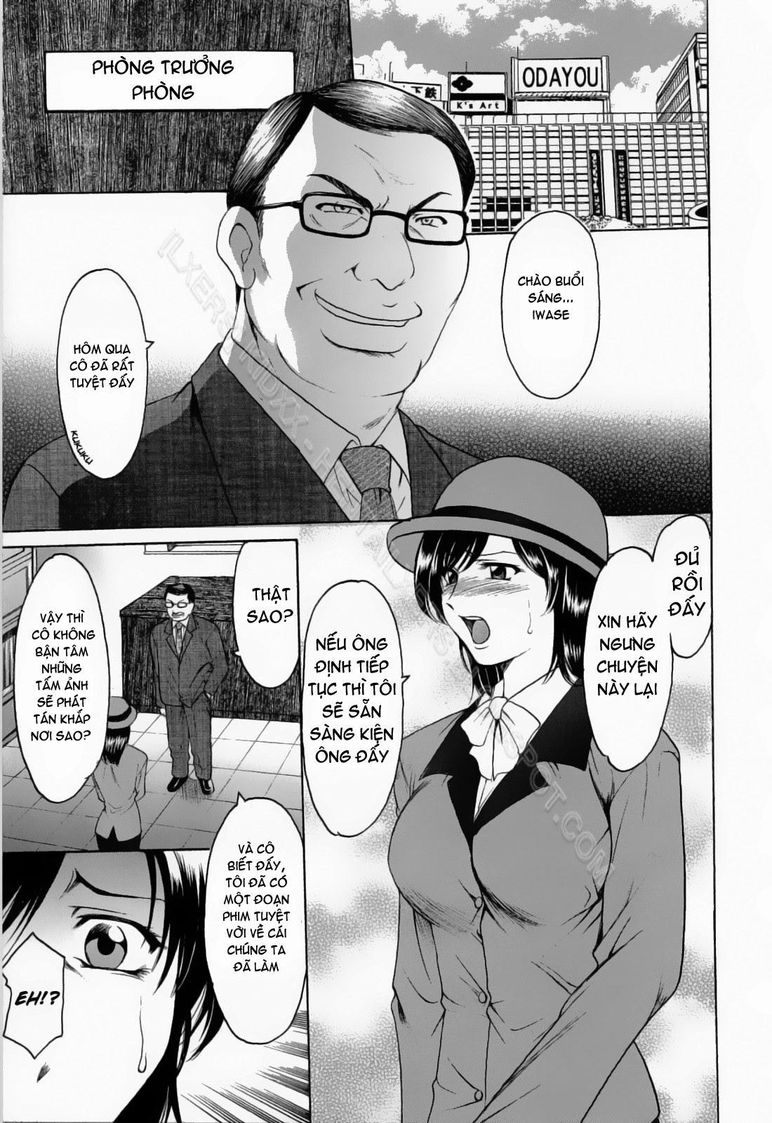 TruyenHay.Com - Ảnh 29 - Hataraku Onee-san wa Back ga Osuki Chapter 1-2
