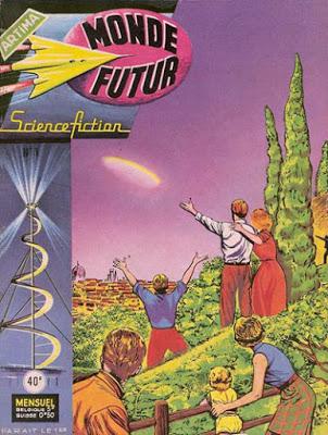 Monde Futur (première série) 01 -20 (Série compléte) - Ed. Artima