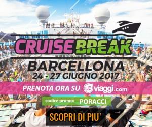 Cruise Break 2017 - BARCELLONA