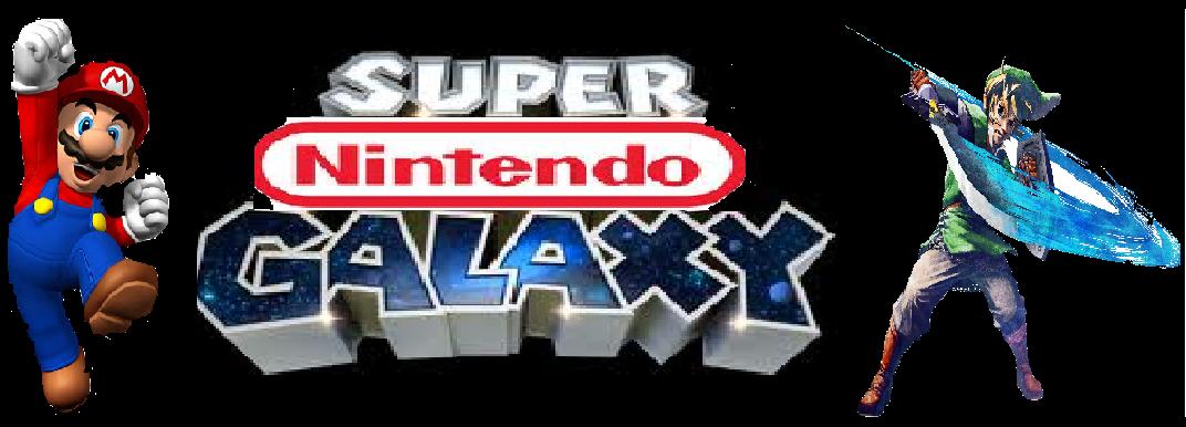 Super Nintendo Galaxy