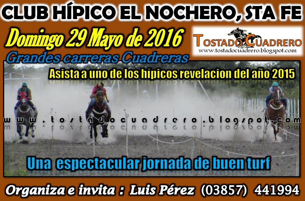 NOCHERO 29 DE MAYO