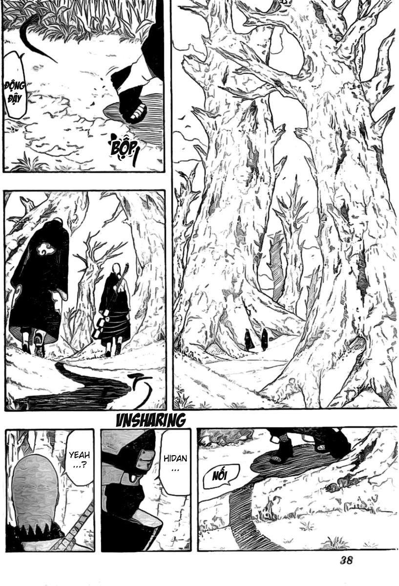 Naruto chap 332 Trang 9 - Mangak.info