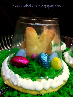 Easter Bunny Sugar Cookie Recipe