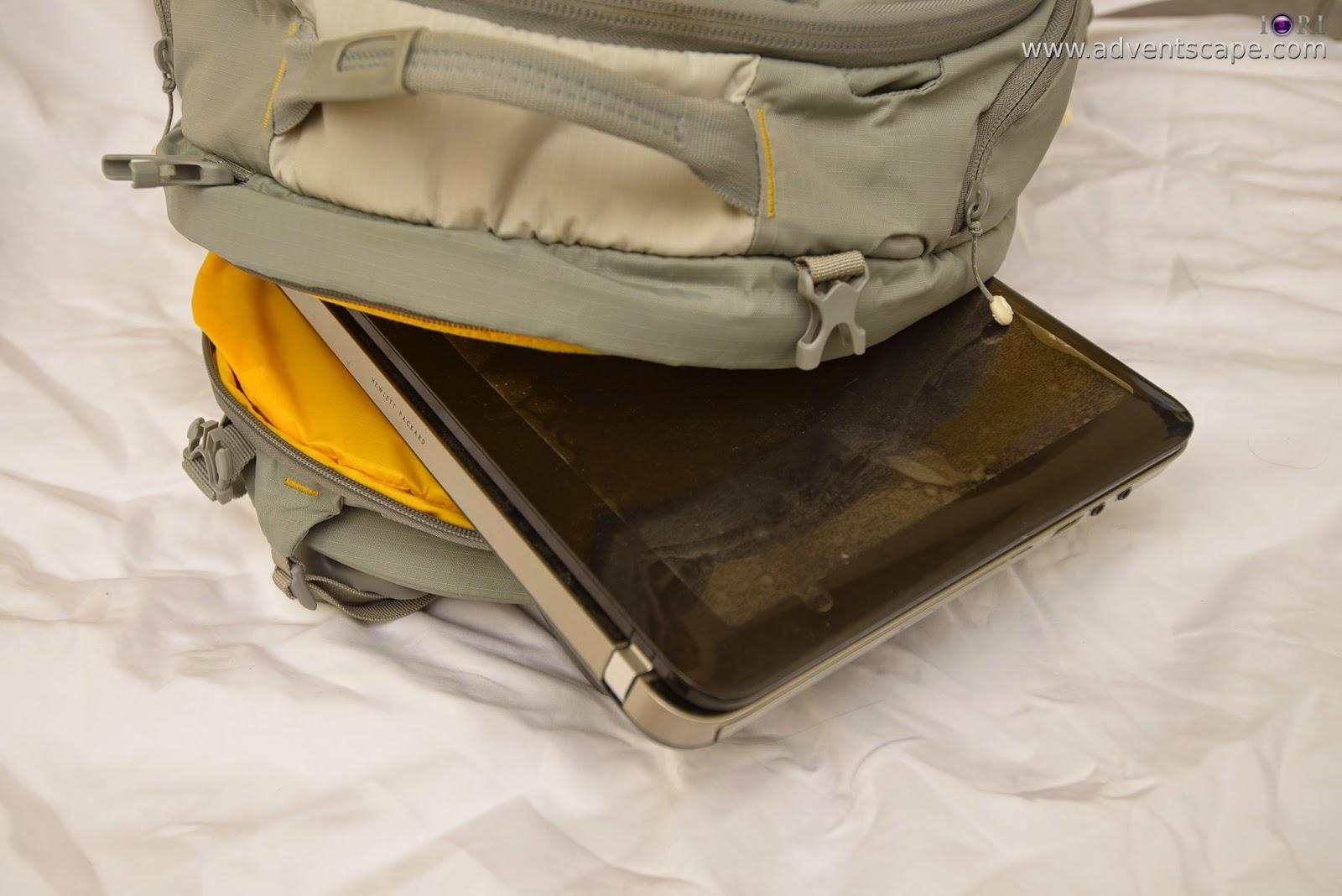 205, adventscape, Australian Landscape Photographer, bag, Bug, Kata, Manfrotto, Philip Avellana, review, laptop compartment