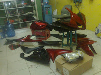 bison modif YZF R125 .,plug N play