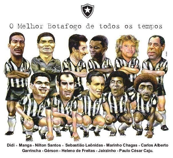#111AnosGloriosos de Botafogo!