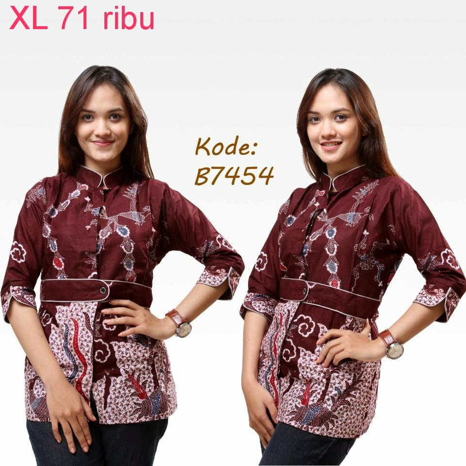 contoh model baju batik dian pelangi welcome to contoh model baju
