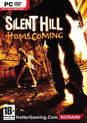 Free Download Silent Hill 5 Homecoming Pc Game Cover Photo